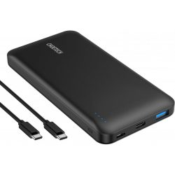 Choetech 10000mAh Power Bank Portable Battery with 18W PD, USB C QC 3.0 18W