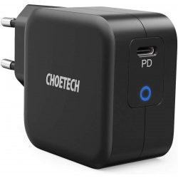Choetech PD 61W [GaN Tech] USB C PD 3.0 Gyorstöltő Fali hálozati töltő - EU