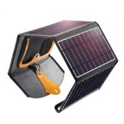 Choetech SC005 22W Portable Waterproof Foldable Solar Charger with Dual USB Ports