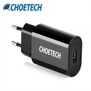 Choetech SMT0008 12W Universal USB Travel Charger - EU