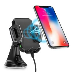 Choetech T521S Qi Wireless Car Charging Stand Wireless Charger