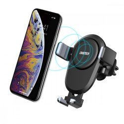 Choetech T530-S One Touch Air Vent Phone Mount Holder Wireless Charger