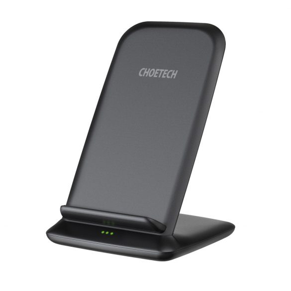 Choetech T555-S 7.5W Fast Wireless Charger Black